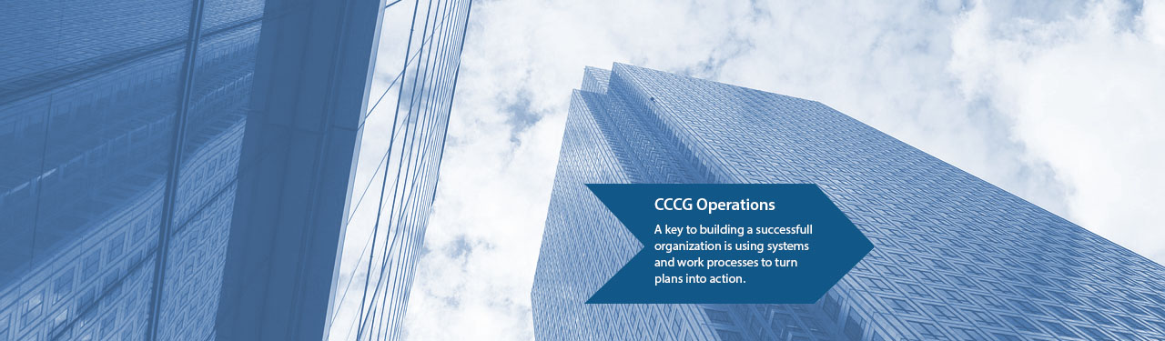 CCCG operations